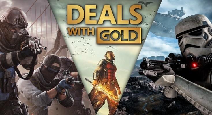 Deals With Gold - De 1 a 8 de outubro de 2018!