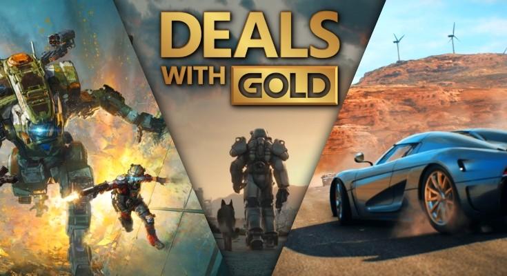 Ofertas Deals With Gold de 15 a 22 de outubro de 2018!