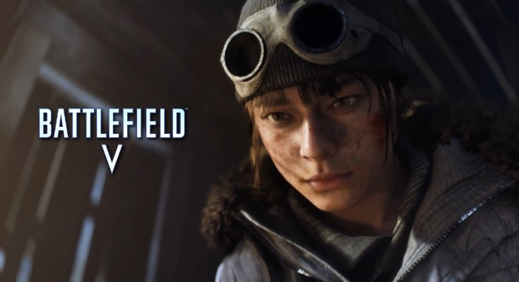Battlefield V recebe trailer do modo Single Player, esta incrível!