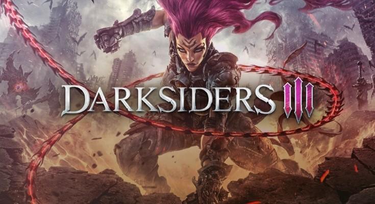 Darksiders III recebe trailer com foco em nova transformação!