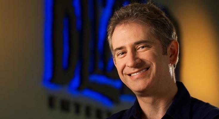 Mike Morhaime deixa o cargo de presidente da Blizzard após 27 anos!
