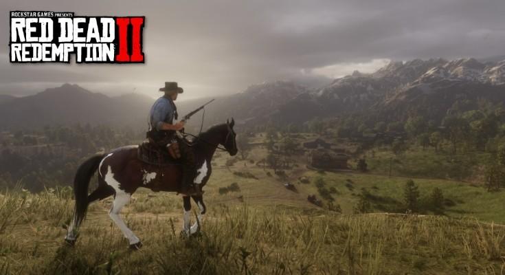 Red Dead Redemption 2 recebe novo e incrível gameplay, confira!