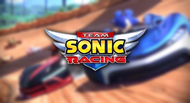 Team Sonic Racing é adiado para 21 de maio de 2019!