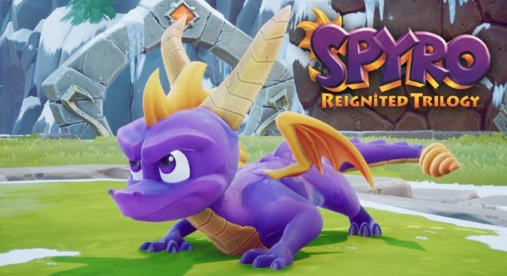 Spyro Reignited Trilogy recebe trailer de lançamento, confira!