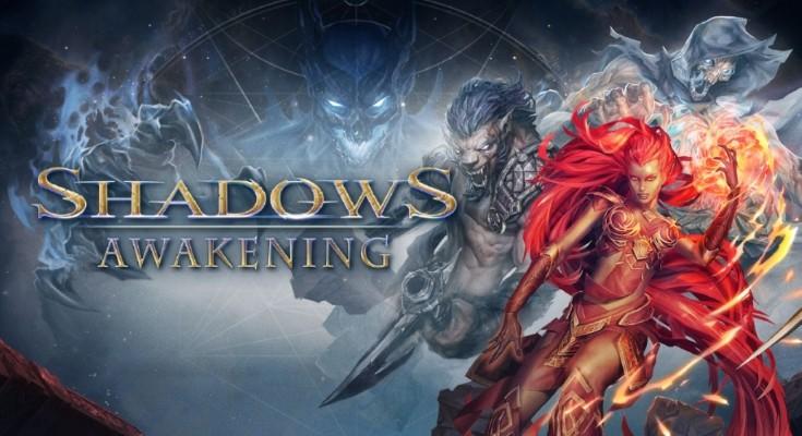Análise: Shadows: Awakening - Lenda Games!