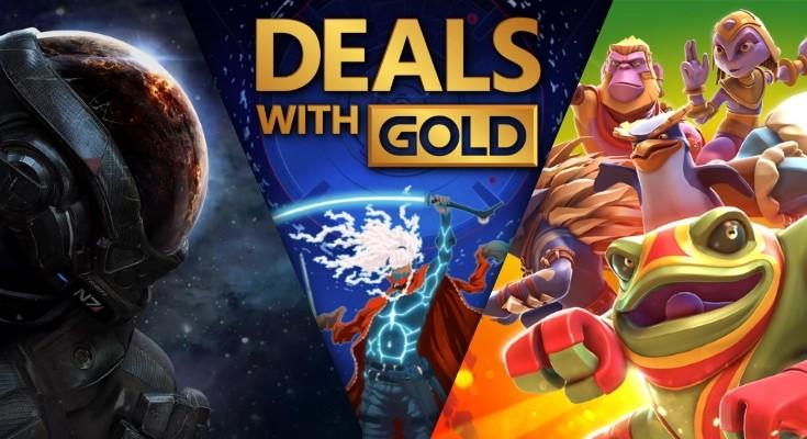 [Deals with Gold] De 5 a 12 de novembro de 2018!