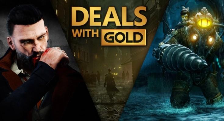 [Deals with Gold] De 26 de novembro a 3 de dezembro de 2018!