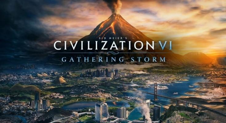 Civilization VI anuncia nova expansão, conheça Gathering Storm!
