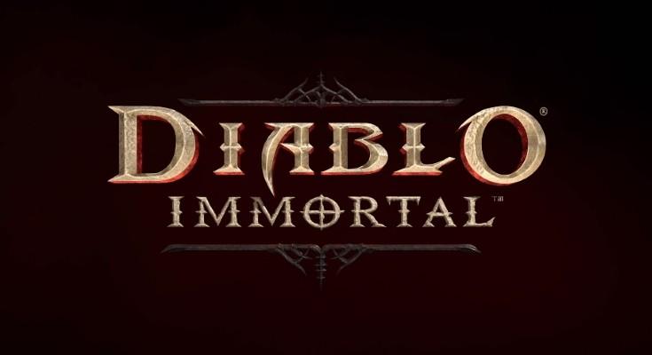 Blizzard anuncia Diablo Immortal para dispositivos moveis!