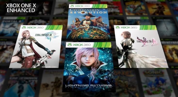 Trilogia Final Fantasy XIII se torna retrocompatível no Xbox One!