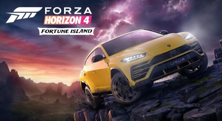 Primeira expansão de Forza Horizon 4 chega em 13 de dezembro!