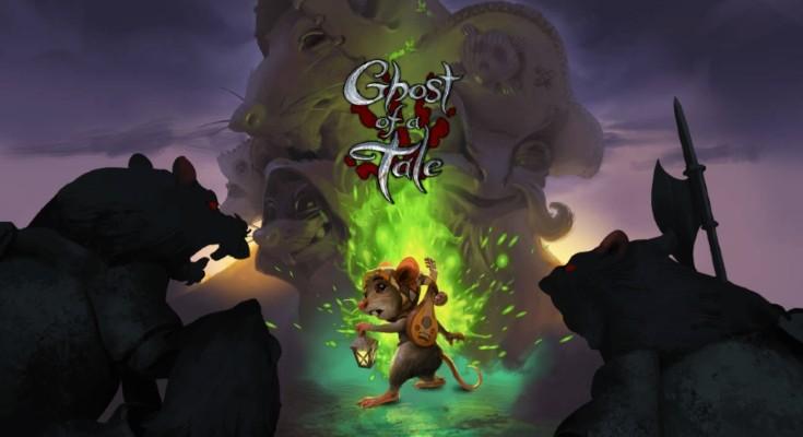 Ghost of a Tale recebe data de lançamento nos consoles!