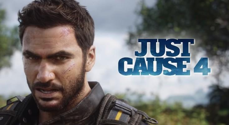 Just Cause 4 recebe novo trailer 'Eye of the Storm', confira!