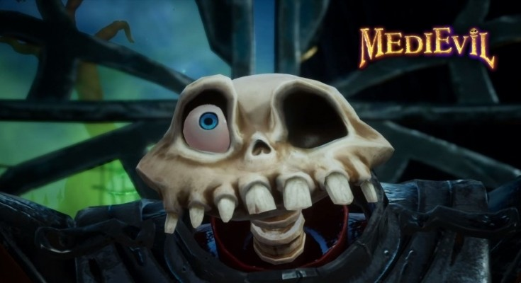 Confira o novo trailer do Remake de MediEvil!