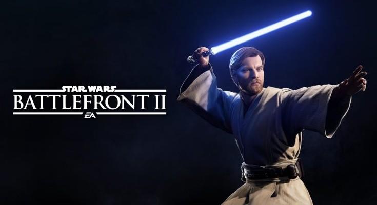 Obi-Wan Kenobi esta chegando em breve para Star Wars Battlefront 2!
