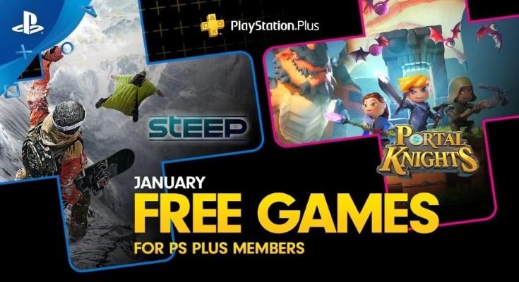 [PlayStation Plus] Janeiro de 2019