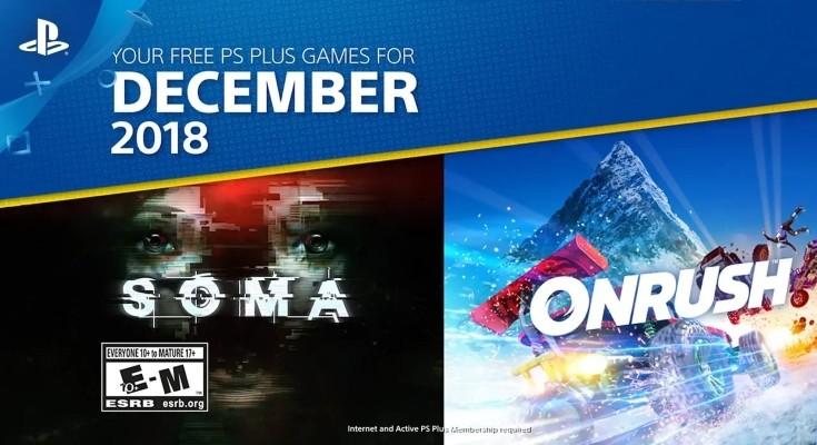[PlayStation Plus] Dezembro de 2018