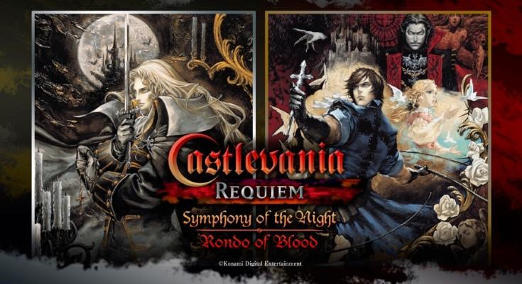 Castlevania Requiem - Análise