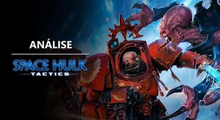 Space Hulk: Tactic - Imagem