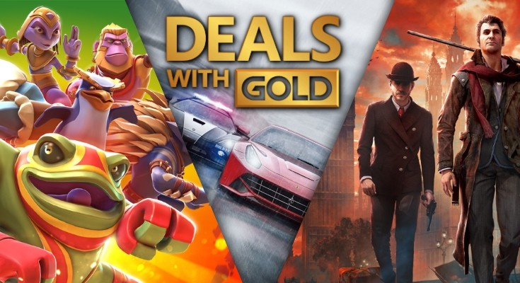[Deals with Gold] De 3 a 10 de dezembro de 2018!
