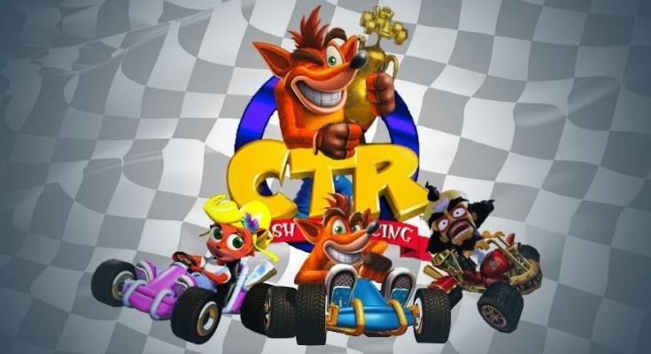 RUMOR: Remaster de Crash Team Racing pode ser revelado em breve!