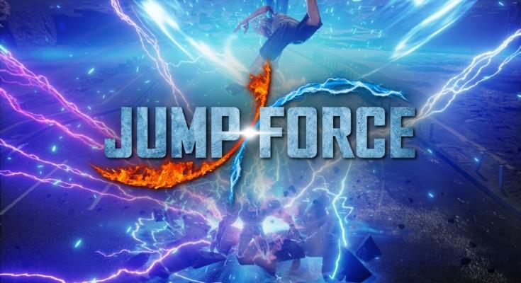 Jump Force recebeu um incrível trailer sobre a história e os avatares!