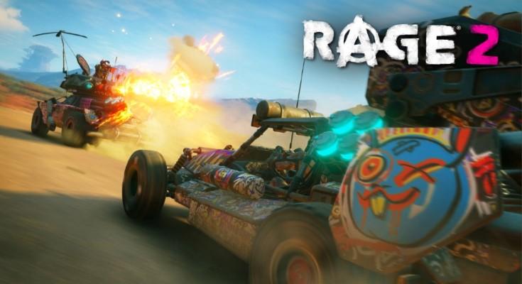 RAGE 2 recebeu um novo trailer sobre o seu mundo aberto, confira!