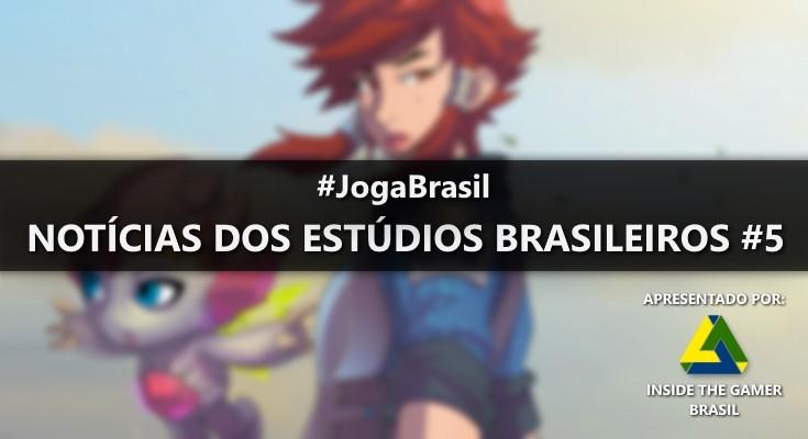 Joga Brasil: Notícias dos estúdios brasileiros #5
