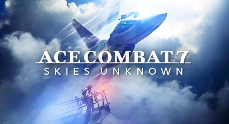 Bandai Namco divulga trailer de lançamento de Ace Combat 7, confira!