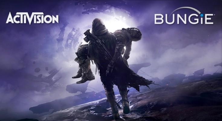 Bungie esta se separando da Activision e assume o controle de Destiny!