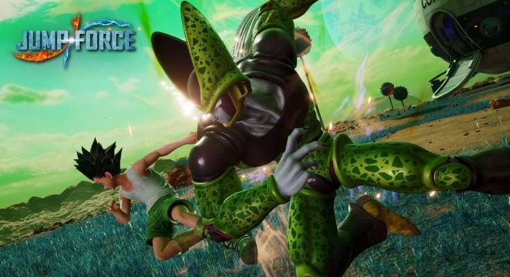 Jump Force recebe trailer da história do game, confira!