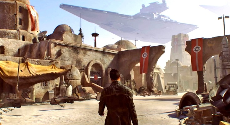 EA Vancouver cancelou jogo de Star Wars em mundo aberto? entenda!