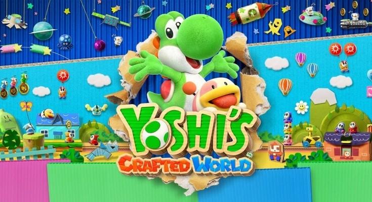 Yoshi's Crafted World recebe data de lançamento e novo trailer!