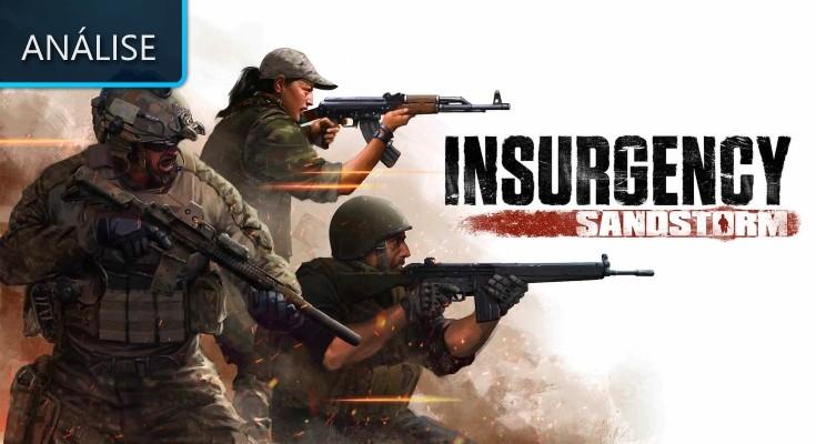 Insurgency Sandstorm - Análise