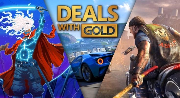 [Deals with Gold] De 1 a 7 de janeiro de 2019!