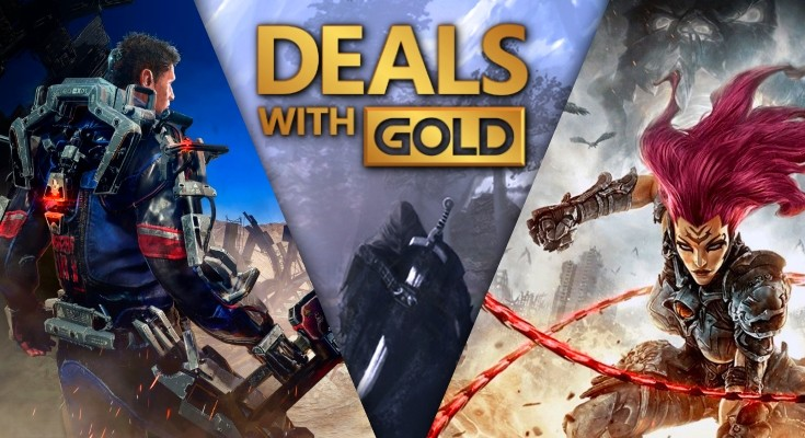 [Deals with Gold] De 8 a 14 de janeiro de 2019!
