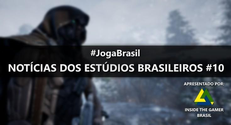 Joga Brasil: Notícias dos estúdios brasileiros #10