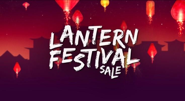 GOG inicia a promoção 'Festival da Lanterna' até o dia 25!