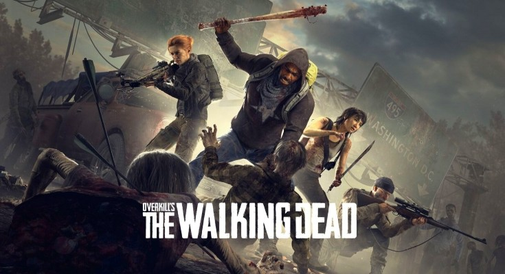 Overkill's The Walking Dead é oficialmente cancelado!
