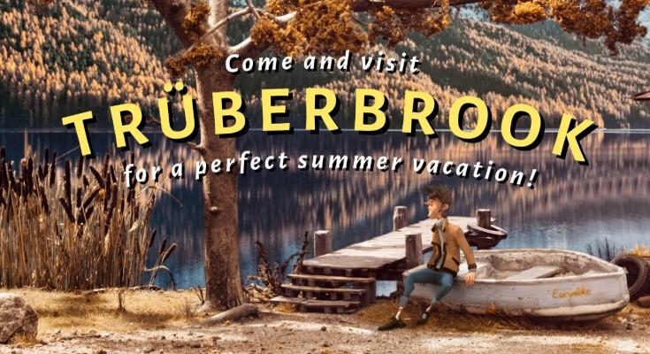 O misterioso jogo Trüberbrook recebe data de lançamento, confira!