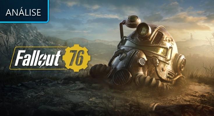 Fallout 76 - Análise - Um grande mundo pós-apocalíptico