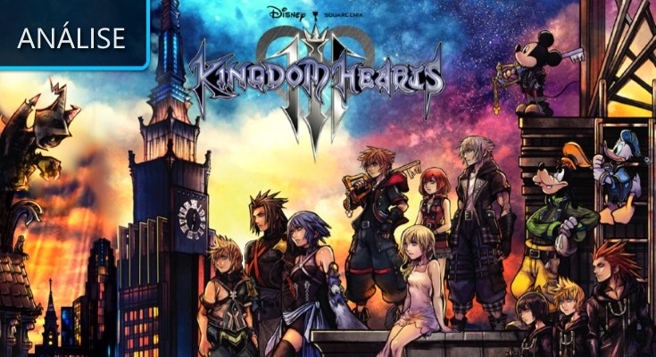 Kingdom Hearts 3 - Análise - Banner