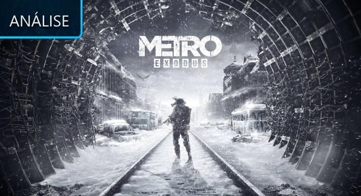 Metro Exodus - Análise - Uma belíssima e perigosa jornada!
