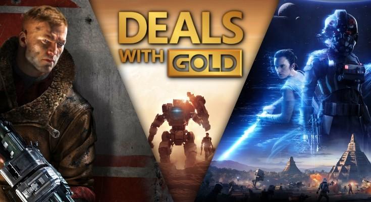 [Deals with Gold] De 4 a 11 de fevereiro de 2019!
