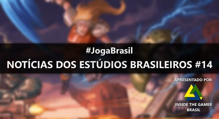 Joga Brasil: Notícias dos estúdios brasileiros #14