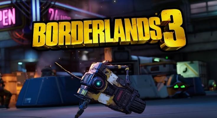 Borderlands 3 é revelado oficialmente, confira o primeiro trailer!