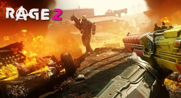 RAGE 2 recebe novo trailer explosivo, confira 'Wasteland Superhero'!