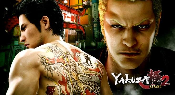 Yakuza: Kiwami 2 é classificado para Windows PC pela ESRB!