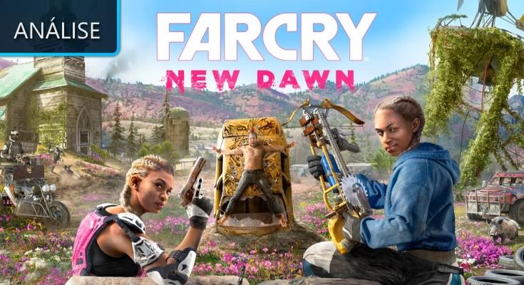 Far Cry: New Dawn - Análise