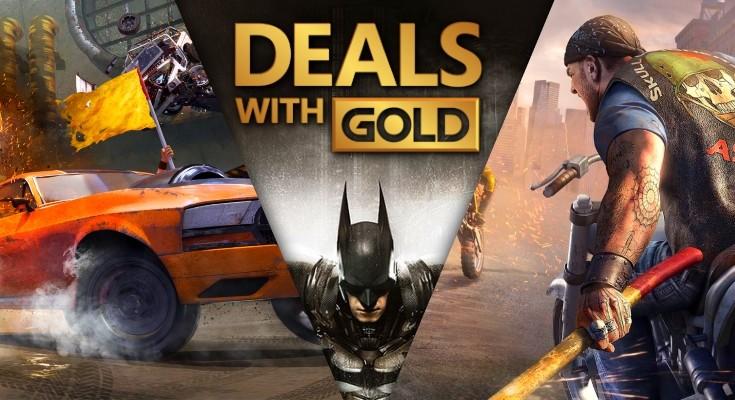 [Deals with Gold] De 25 de março a 1 de abril de 2019!